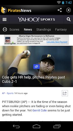 Pittsburgh Baseball News for PC