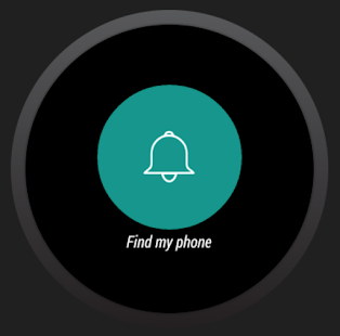 Phone Finder for Android Wear - screenshot thumbnail
