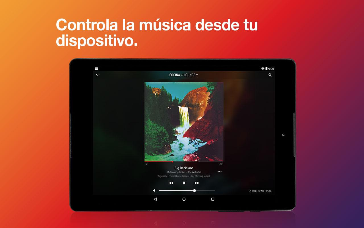 Sonos Controller Para Android- screenshot