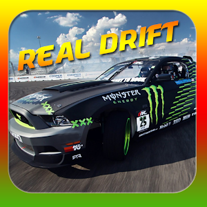 Real Drift Mustang Game HD for PC and MAC