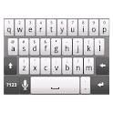 Hebrew for Smart Keyboard logo