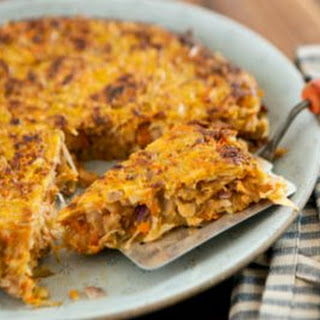 Root Vegetable and Potato Skillet Cake