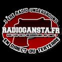 RadioGansta logo