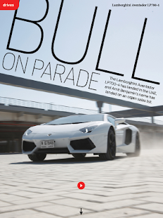 Wheels Magazine screenshot