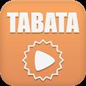 타바타 운동- 간헐적 운동법,타이머,동영상,tabata icon