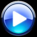 mVideoPlayer logo