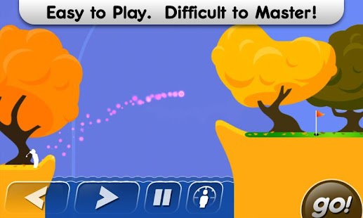 Super Stickman Golf- screenshot thumbnail