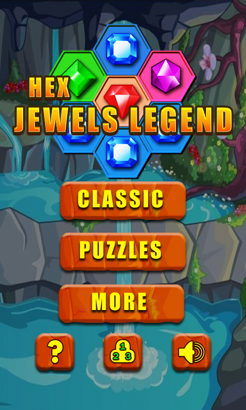 Jewels Legend - screenshot