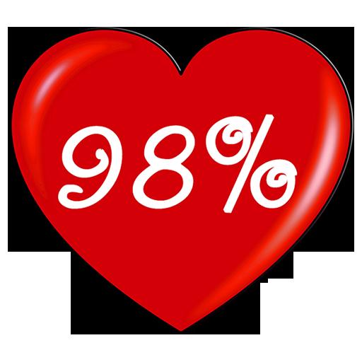 爱情测试 LOGO-APP點子