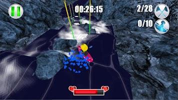 Screenshot of White Water 3D