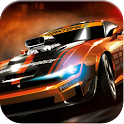 Crazy Drag Racing 3D icon