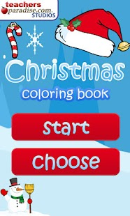 Christmas Coloring Book - screenshot thumbnail