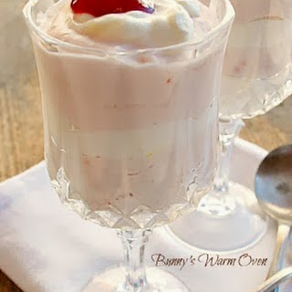 Lemon-Cherry Yogurt Parfait Recipe