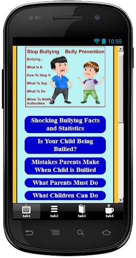 Stop Bullying Bully Prevention
