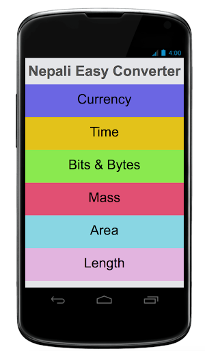 Nepali Easy Converter
