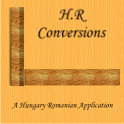 H.R. Conversions (Full) logo