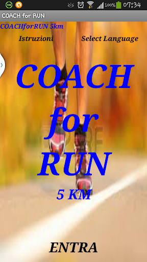 【免費健康App】COACH for RUN 5km-APP點子