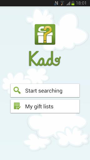 Kado Pro. Gift finder.