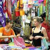 Bangkok Bargain Shopping