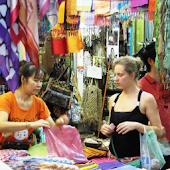 Bangkok Bargain Shopping