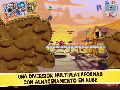 Worms 3 v2.06 APK 4