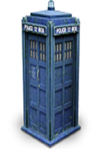 Doctor Who Clock - screenshot