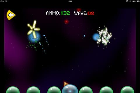 The Quasar (Free) - screenshot