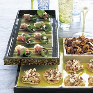 Prosciutto Arugula Appetizer Recipes.