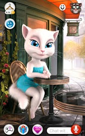 Talking Angela Screenshot 12