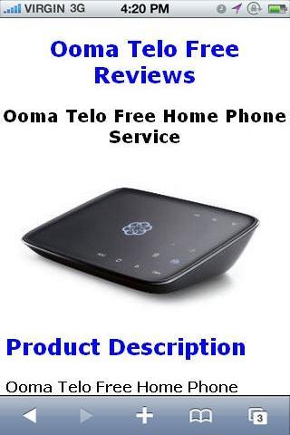 Telo Free Home Phone Reviews