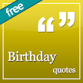 ❝ Birthday quotes