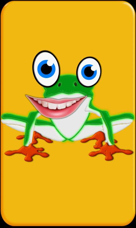 Baby Game Cutie Frog- screenshot
