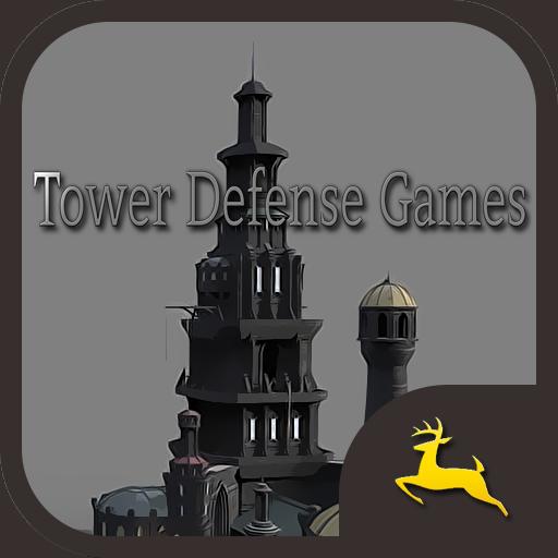 塔防遊戲 LOGO-APP點子