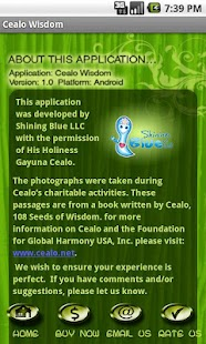 Cealo Wisdom- screenshot thumbnail