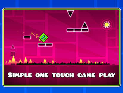 Geometry Dash Lite- screenshot thumbnail