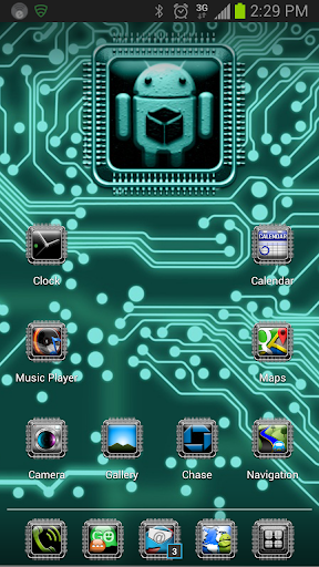 HD Icons: Chipset
