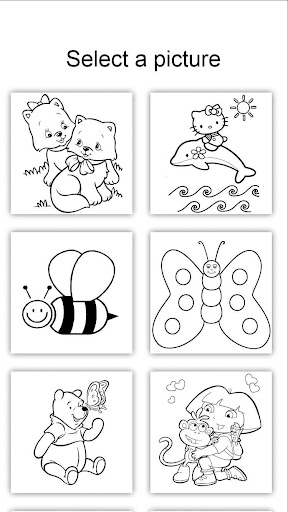Colorbook free real color game