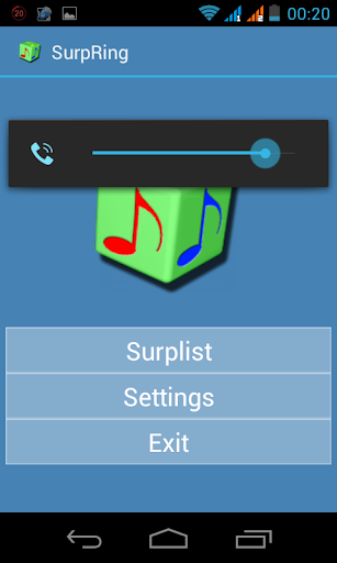SurpRing - random ringtone
