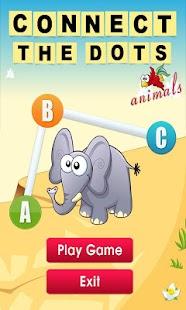 Connect the Dots - Animals - screenshot thumbnail