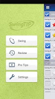 Screenshot of SwingTIP