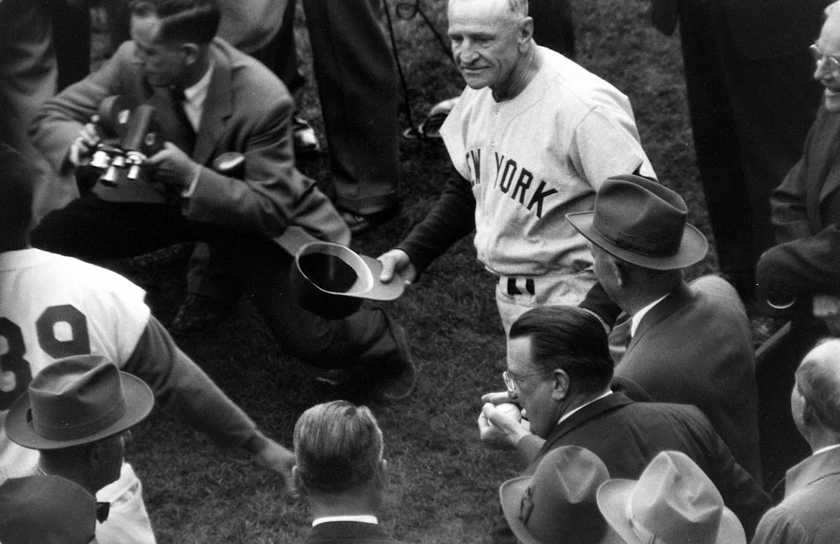 World Series 1956