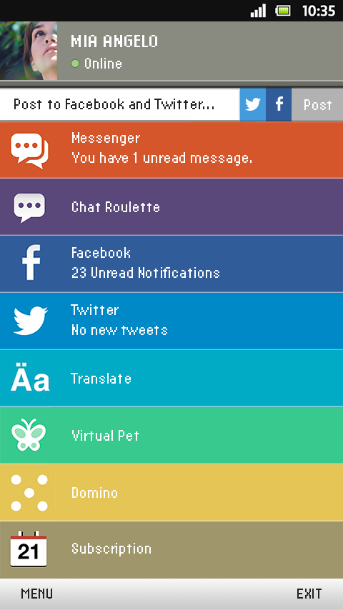 Blaast - Free Chat & Play - screenshot