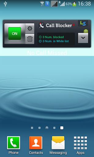 Call Blocker Plus