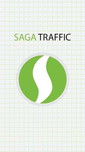 Saga Traffic; Trip tracker