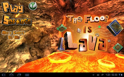 The Floor Is Lava - screenshot thumbnail