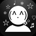 表情符号和笑脸为聊天 icon