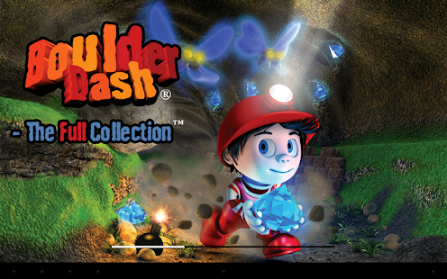 BoulderDash®-TheFullCollection - screenshot thumbnail
