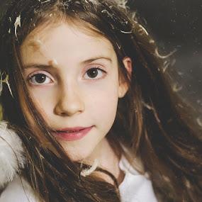 Angel by Agnieszka Pogorzałek Gross - Babies & Children Child Portraits ( angel, agnieszka, pogorzalek )