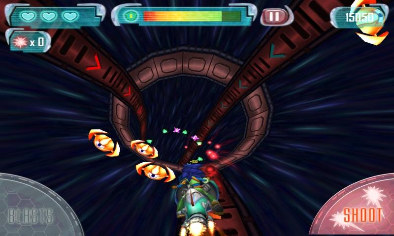 Math Blaster HyperBlast- screenshot