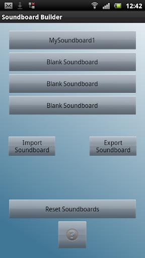 【免費娛樂App】Soundboard Builder-APP點子